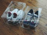 引出し(YYB-599)が付いている最も売れ行きの良いアクリルの靴箱