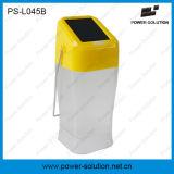 Напольный миниый светильник панели солнечных батарей