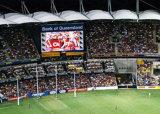 P6.25 Full Color LED Digital Signage para los partidos de deporte al aire libre