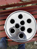 4. Tri зажим рефлюкс конденсаторный 9 отверстия из нержавеющей стали 304