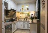 Alto armadio da cucina domestico lucido della mobilia di disegno moderno 2017 Yb1709249