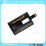 Azionamento della penna del USB della scheda di nome di affari 16GB con la stampa su ordinazione dell'illustrazione (ZYF1830)