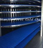 спиральн быстро замораживатель еды 1500kg/H с функцией 1500kg/H CAS