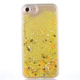 Caja del teléfono del brillo de la fruta para el iPhone Samsung