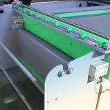 Chapa deformada totalmente automático da máquina de moldagem por vácuo / máquina para trabalhar madeira madeira revestimento de PVC