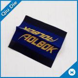Endfold modificó la tela de Woevn para requisitos particulares usada para las escrituras de la etiqueta de la ropa