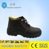 Низкая цена Man черный профессиональной безопасности работы обувь
