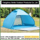 UV Proof Sunshade Camping fácil pop up Beach Folding Tent