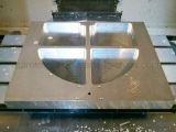 CNC van de precisie het Deel van het Metaal van Machines met Messing/Staal/Aluminium