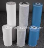 10 20 pollici i pp GAC/Udf CTO hanno attivato cartuccia di filtro blu dal blocchetto del carbonio la grande per i filtri da acqua