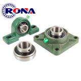 Aço cromado Pillow Block Bronzina Ball Bearingucf205 (UCF206, UCF207)