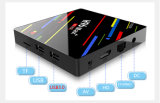 H96-Max-Plus-Smart-4K-Android-8-1-4GO-32GO-64Go USB 3.0 l'appui double WiFi TV Box