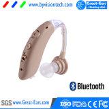 Mejor Earsmate recargable Bluetooth Amplificador de audífonos para Sordera y TV Headset
