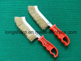 Qualitäts-Messer-Art-Stahldrahtbürste