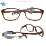 La Chine de gros ultraléger personnalisé Cute TR90 lunettes souple de cadres pour les enfants