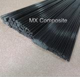 Alta fibra Palo (diametro 15.0mm) del carbonio di rettitudine