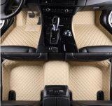 (4 portées) couvre-tapis en cuir du véhicule 5D de XPE pour Audi Q7