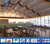 Permanentes Glaswand-ökologisches Park-Festzelt-Zelt für draußen