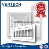 Difusor de fenda linear de alumínio de alta qualidade para ventilação