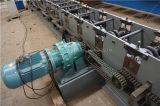 Rodillo vertical de Punchig del estante hidráulico del almacenaje que forma la máquina