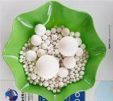 Alta bola del alúmina del alúmina el 92% el 95% 1mm-80m m para la industria de la cerámica