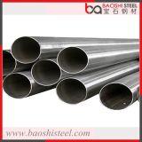 Tubo d'acciaio galvanizzato del TUFFO caldo del grande diametro
