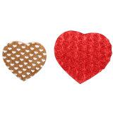Geschenkschachtel Für Heart-Shape-Geschenke Geschenk-Display-Paket Falten Box Süßigkeiten Schmuck Seife Kosmetik Medizin Verpackung Karton Papier Box