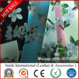 인공 꽃 가죽을 인쇄하는 PVC/PU 디지털