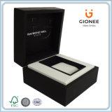 Exquisito reloj de la junta de papel caja de embalaje para regalos