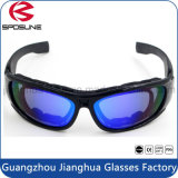 Neue militärische ballistische Sicherheits-Sonnenbrillen füllten taktische Mann-Sport-Schutzbrille auf