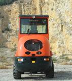 Toute la tonne 3.0m du chariot élévateur Xdyc30 3.0 de terrain