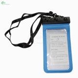 Divers sac PVC imperméable à l'eau de téléphone portable (KG-PW016)