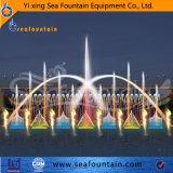Lac Ss304 matériel flottant la fontaine du gicleur 3D