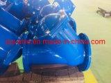 La fonte ductile GGG50 DIN/BS PN16 Clapet à bille