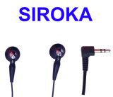 Écouteurs stéréo populaires pour écouteurs en métal pour mobile, MP3 / MP4