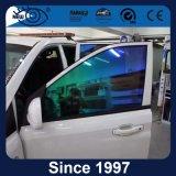 Coloration de prix usine changeant le film coloré de guichet de véhicule