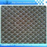 Vetex galvanisierte Kettenlink-Zaun/das Fechten