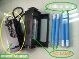 TM-UV-100-3 3 kW orientable Secador UV para piso de madera esquina de la pared de curado UV