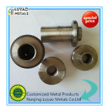 En acier inoxydable ou acier pour les machines d'usinage CNC OEM