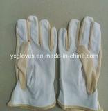 Синтетическая кожаный Перчатк-Работая Перчатк-Безопасность Перчатк-Дешевая Перчатк-Трудится перчатка