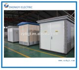 Самая лучшая продавая подстанция Zbw European-Type полуфабрикат электрическая
