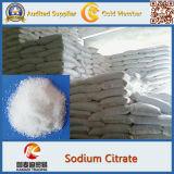 Citrato de sodio en la medicina usada como suplemento del citrato de sodio