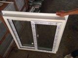 88mm UPVC Wand-Deckel-Rahmen für schiebendes Fenster