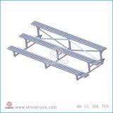 El blanqueador portable del banco del metal preside el asiento del estadio de béisbol (YN-LB2000)