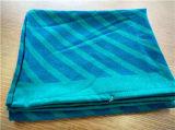 100% шерсть Эми одеяло с атласной лентой