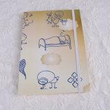 Бумажным персонализированная книга в твердой обложке тетрадь дневника