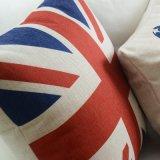 A roupa de algodão macio travesseiros lombar decorativas