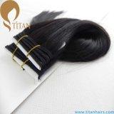 Tessuto brasiliano dei capelli umani di Remy del Virgin (capelli 361 del titano)