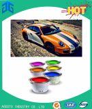 Bonne peinture argentée de mise à niveau de véhicule de couleurs d'AG