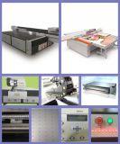 UVFlatebed Drucker China-für ledernes Plastikmetallaluminium-Glas